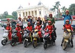 Hanoi Motorbike City Tour 2,5 Hours - See overview Of Hanoi