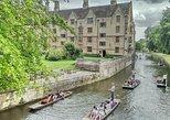Cambridge Walking and Punting Tour