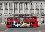 Excursión por la ciudad de Madrid en autobús con paradas libres. Madrid, ESPAÑA