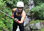 Full-Day Canyoning and Rafting Combo near the Arenal Volcano