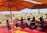 Full Moon Desert Yoga & Moroccan Dinner with Live Music