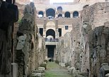 Colosseum Restricted Areas Tour: Arena and Undergrounds