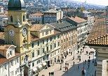 From Opatija and Krk island: Discover Kastav and Rijeka