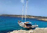 Comino, Blue Lagoon and Caves. Tour A