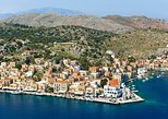 BOAT TRIP TO SYMI ISLAND WITH SWIMMING AT ST. GEORGE BAY - with Half Price Tours