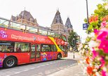 City Sightseeing Amsterdam Hop-On Hop-Off Tour with Boat Option