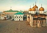 Kremlin, Tretyakov, City overview, Kolomenskoye and the Metro
