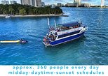3h All Inclusive Miami Boat Party Booze Cruise