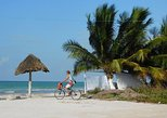 Cozumel Bike Tour with Chaankanaab Adventure Beach Park from Playa del Carmen