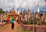 Private Guided Full Day Kakku pagoda complex and Local Wine Tasting with pickup