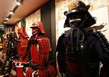 Samurai Armor Dress Up Photo Experience in Tokyo