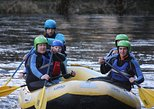 non touristy things to do in edinburgh | have a fun experience whitewater rafting on the river tay