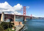 The Golden Gate Historical Walk with Secret Bridge Viewpoint