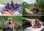 Ayung White Water Rafting and Bali ATV Ride Packages: Best One Day Adventures