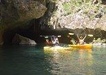 V.i.V. Cave Kayaking and Zipline Combo Tour from Belize City