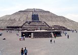 Mexico - Central Mexico: Great Discount: Teotihuacan Pyramids & Shrine of Guadalupe - Day Tour with Lunch