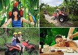 Bali Bird Park - ATV Ride - Spa : Best Quad Bike Packages