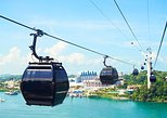 Sentosa Island Afternoon Tour including Madame Tussauds