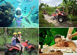 Bali Seawalker - ATV Ride - Spa : Best Quad Bike Packages