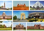 8 Hour: Best of Old + New Delhi Tour