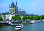Cologne Super Saver: Sightseeing Cruise and Meal at Hard Rock Cafe Cologne