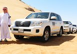 Dubai Desert Safari 4x4 dune bashing, camel ride, barbeque dinner, live shows