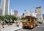 USA - California: San Francisco Cable Car City Trolley Tour from Union Square