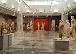 Knossos palace, Heraklion walking-tasting tour & Arch. museum of Heraklion