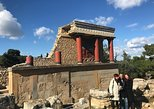 Knossos palace & Archaeological museum of Heraklion (Shared Tour)