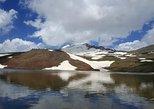 Ascent to Mount Aragats