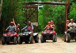 Amazing Combo 3x1 Zipline, Cenote, ATV´S and Fajitas lunch