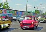 Berliner Mauer Selbstfahrer-Trabitour in Berlin