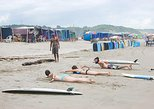 Surf Lesson with a Local in Canoa | Happy Happy KIKI Surf School