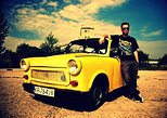 communism tour in a genuine trabant from krakow