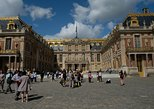 Last Entry Versailles Small Group Tour After the Crowds & Fountains Show Option