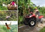 Amazing Quad Bike and Bali Swing Experience