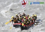 Rafting in Kutaisi on the river Rioni