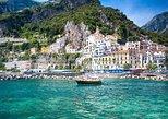 Salerno to Amalfi and Positano Private Boat Excursion