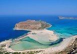 Gramvousa Island & Balos Lagoon from Heraklion
