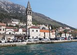 Exclusive Private Perast and Lady of the Rocks tour with licenced tour guide