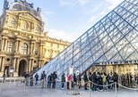 Louvre Museum: interactive tour with the mobile app and timed entrance ticket