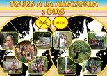 Dos dias en la Amazonia - Selva (Economico)