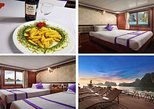 2-Day Lavender Cruises Triple cabin,Kayak Caves Taichi Seaview cabin from Hanoi
