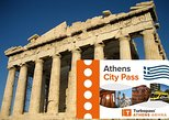Athens City Pass including Acropolis and hop-on-hop-off bus