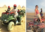 Africa & Mid East - Egypt: Private Day Tour of Saqqara and Quad Bike Adventure