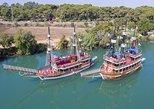 Manavgat River Cruise & Waterfall & Bazaar Visit - Drinks inclusive onboard