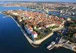 Europe - Croatia: Walking tour of Zadar city
