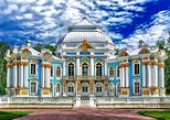 1-day in Pushkin, beautiful palaces and parks