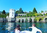 Day Cruise (max 4 p) in beautiful Lake Maggiore, Milan (Train included)