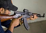 Ak47 shooting experience